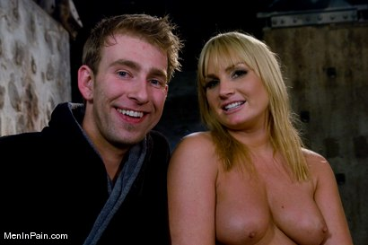 Photo number 15 from Ass Worship shot for Men In Pain on Kink.com. Featuring Flower Tucci and Dean Strong in hardcore BDSM & Fetish porn.
