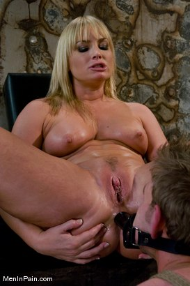 Photo number 13 from Ass Worship shot for Men In Pain on Kink.com. Featuring Flower Tucci and Dean Strong in hardcore BDSM & Fetish porn.