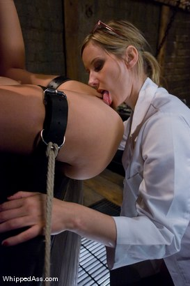Photo number 12 from Mason Moore: Extreme Rehab shot for Whipped Ass on Kink.com. Featuring Mason Moore and Maitresse Madeline Marlowe in hardcore BDSM & Fetish porn.
