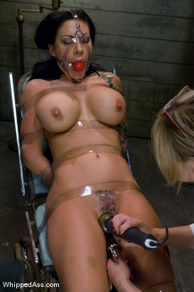 Photo number 4 from Mason Moore: Extreme Rehab shot for Whipped Ass on Kink.com. Featuring Mason Moore and Maitresse Madeline Marlowe in hardcore BDSM & Fetish porn.
