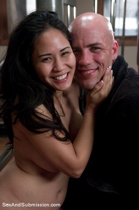 Photo number 15 from The Fitness Instructor shot for Sex And Submission on Kink.com. Featuring Jessica Bangkok and Derrick Pierce in hardcore BDSM & Fetish porn.