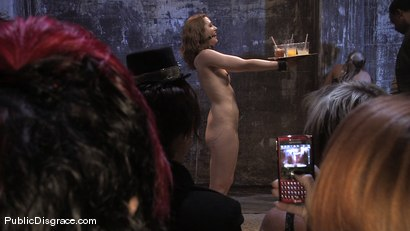 Photo number 4 from Brand new girl gets her porn intitation on Public Disgrace!!! shot for Public Disgrace on Kink.com. Featuring Sarah Shevon and Mickey Mod in hardcore BDSM & Fetish porn.