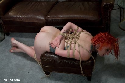 Photo number 12 from Amateur Casting Couch 14: Midian, alternative bondage chick shot for Hogtied on Kink.com. Featuring Midian in hardcore BDSM & Fetish porn.