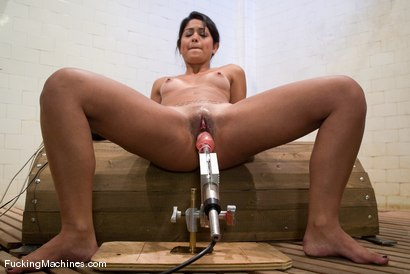 Photo number 11 from AMATEUR GIRL FRIDAYS - LEAH shot for Fucking Machines on Kink.com. Featuring Leah in hardcore BDSM & Fetish porn.