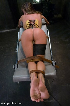 Photo number 12 from Felony shot for Whipped Ass on Kink.com. Featuring Maitresse Madeline Marlowe  and Felony in hardcore BDSM & Fetish porn.