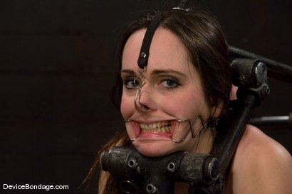 Photo number 3 from Winter Sky   Device Bondage   Making the cute girls prettier since 2007 shot for Device Bondage on Kink.com. Featuring Winter Sky in hardcore BDSM & Fetish porn.