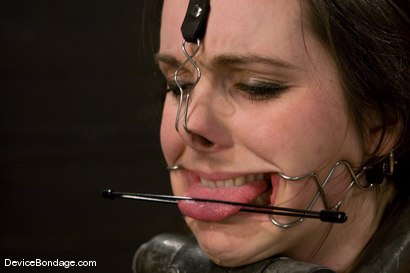 Photo number 7 from Winter Sky   Device Bondage   Making the cute girls prettier since 2007 shot for Device Bondage on Kink.com. Featuring Winter Sky in hardcore BDSM & Fetish porn.