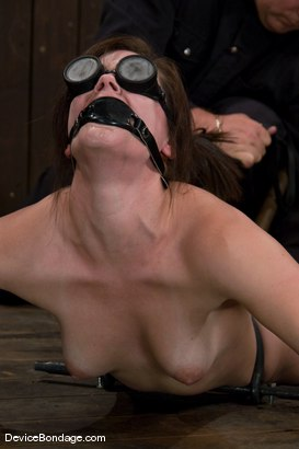 Photo number 11 from Bobbi Starr<br>Anal Intrusion shot for Device Bondage on Kink.com. Featuring Bobbi Starr in hardcore BDSM & Fetish porn.