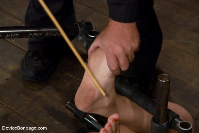 Photo number 5 from Bobbi Starr<br>Hogtie Hell shot for Device Bondage on Kink.com. Featuring Bobbi Starr in hardcore BDSM & Fetish porn.