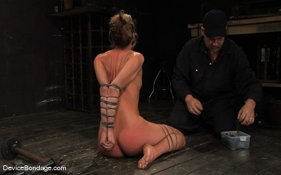 Photo number 1 from Ariel X, Annie Cruz Part 3 of 4 of the March Live Feed shot for Device Bondage on Kink.com. Featuring Ariel X, Annie Cruz and Isis Love in hardcore BDSM & Fetish porn.