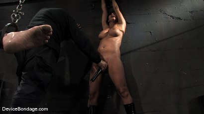 Photo number 10 from Madison, Sindee Jennings and Isis Love <br>Part 4 of 4 of the April live feed. shot for Device Bondage on Kink.com. Featuring Madison Young, Isis Love and Sindee Jennings in hardcore BDSM & Fetish porn.