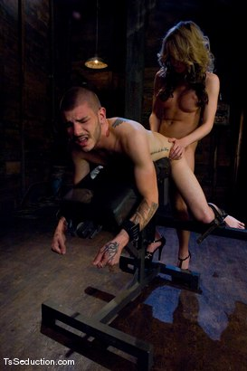 Photo number 7 from Kelly Shore shot for TS Seduction on Kink.com. Featuring MrsKellyPierce and Tristan Mathews in hardcore BDSM & Fetish porn.