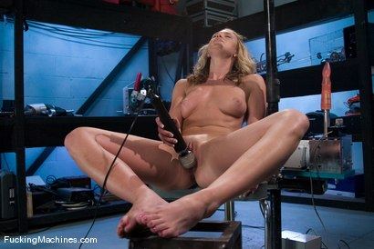 Photo number 2 from Amateur Girl Fridays - <br> Mason shot for Fucking Machines on Kink.com. Featuring Mason in hardcore BDSM & Fetish porn.