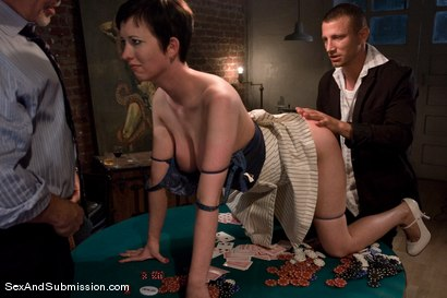 Photo number 4 from The Poker Game shot for Sex And Submission on Kink.com. Featuring Cherry Torn, Mark Davis, Mr. Pete and Alan Stafford in hardcore BDSM & Fetish porn.