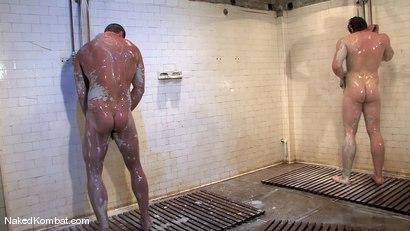Photo number 11 from Colby Keller vs Dakota Rivers<br />The Mud Match shot for Naked Kombat on Kink.com. Featuring Colby Keller and Dakota Rivers in hardcore BDSM & Fetish porn.