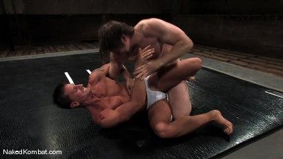 Photo number 3 from Colby Keller vs Dakota Rivers<br />The Mud Match shot for Naked Kombat on Kink.com. Featuring Colby Keller and Dakota Rivers in hardcore BDSM & Fetish porn.