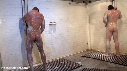 Photo number 11 from Colby Keller vs Dakota Rivers<br />The Mud Match shot for Naked Kombat on Kink.com. Featuring Colby Keller and Dakota Rivers in hardcore BDSM & Fetish porn.