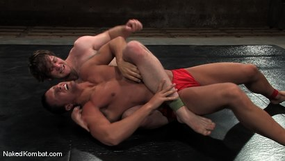Photo number 2 from Colby Keller vs Dakota Rivers<br />The Mud Match shot for Naked Kombat on Kink.com. Featuring Colby Keller and Dakota Rivers in hardcore BDSM & Fetish porn.