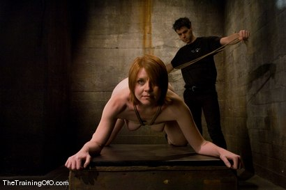 Photo number 8 from Slave candidate fucked and tested shot for The Training Of O on Kink.com. Featuring Ariana Carmine and Maestro in hardcore BDSM & Fetish porn.