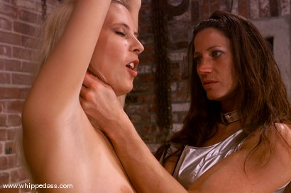Photo number 4 from Heaven Lee and Kym Wilde shot for Whipped Ass on Kink.com. Featuring Heaven Lee and Kym Wilde in hardcore BDSM & Fetish porn.