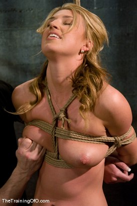 Photo number 8 from Extra Bonus Movie: Candidate #40 shot for The Training Of O on Kink.com. Featuring Mason in hardcore BDSM & Fetish porn.