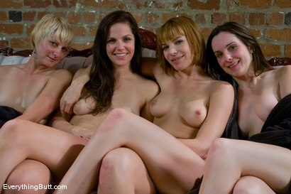 Photo number 15 from Ass worship for pledge night.... shot for Everything Butt on Kink.com. Featuring Winter Sky, Bobbi Starr, Dana DeArmond and Vendetta in hardcore BDSM & Fetish porn.