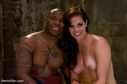 Photo number 15 from Gorgeous Dominatrix teaches Pussy Worship shot for Men In Pain on Kink.com. Featuring Bobbi Starr and Jack Hammer in hardcore BDSM & Fetish porn.