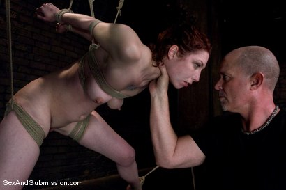 Photo number 6 from Carmen Stark shot for Sex And Submission on Kink.com. Featuring Mark Davis and Carmen Stark in hardcore BDSM & Fetish porn.