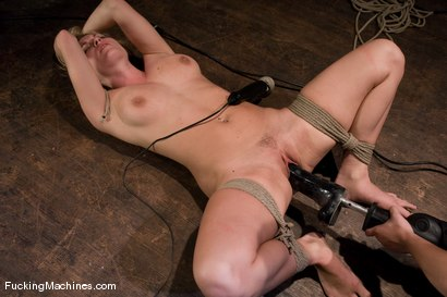 Photo number 11 from Harmony Rose Returns shot for Fucking Machines on Kink.com. Featuring Harmony in hardcore BDSM & Fetish porn.