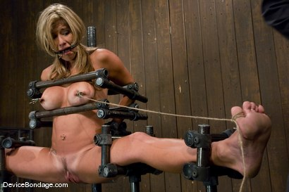 Photo number 4 from Felony   The Mom next door. shot for Device Bondage on Kink.com. Featuring Felony in hardcore BDSM & Fetish porn.