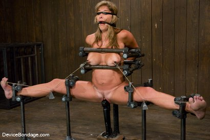 Photo number 7 from Felony<br> The Mom next door. shot for Device Bondage on Kink.com. Featuring Felony in hardcore BDSM & Fetish porn.