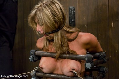 Photo number 14 from Felony<br> The Mom next door. shot for Device Bondage on Kink.com. Featuring Felony in hardcore BDSM & Fetish porn.