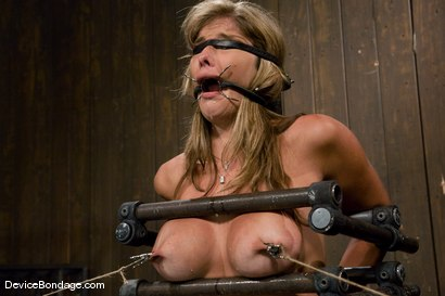 Photo number 5 from Felony<br> The Mom next door. shot for Device Bondage on Kink.com. Featuring Felony in hardcore BDSM & Fetish porn.