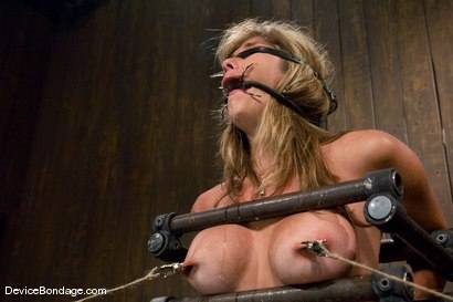 Photo number 8 from Felony<br> The Mom next door. shot for Device Bondage on Kink.com. Featuring Felony in hardcore BDSM & Fetish porn.
