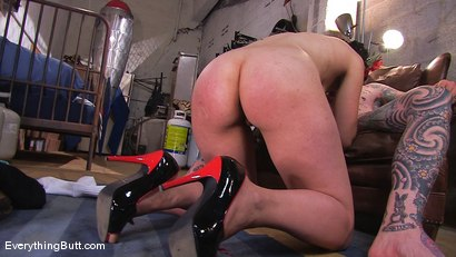 Photo number 7 from Retro Chick gets her mechanic to butt fuck her shot for Everything Butt on Kink.com. Featuring Maggie Mayhem and Otto in hardcore BDSM & Fetish porn.