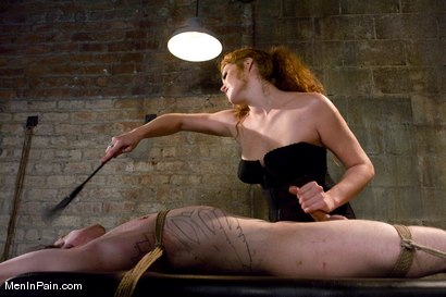 Photo number 12 from Red Headed Tolerances shot for Men In Pain on Kink.com. Featuring Sabrina Fox and Kade in hardcore BDSM & Fetish porn.