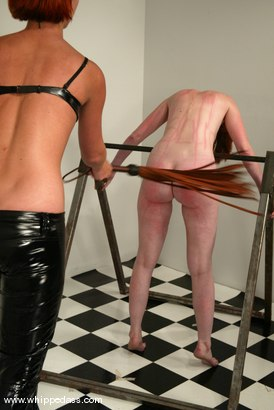 Photo number 7 from Kendra James and Ivy shot for Whipped Ass on Kink.com. Featuring Ivy and Kendra James in hardcore BDSM & Fetish porn.