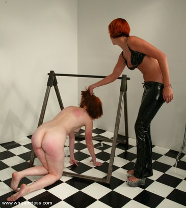 Photo number 5 from Kendra James and Ivy shot for Whipped Ass on Kink.com. Featuring Ivy and Kendra James in hardcore BDSM & Fetish porn.