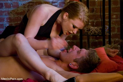Photo number 4 from Redheads are Meaner shot for Men In Pain on Kink.com. Featuring Madison Young and Danny Wylde in hardcore BDSM & Fetish porn.