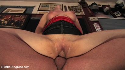 Photo number 12 from Amateur model gets humiliated and fucked in a barber shop shot for Public Disgrace on Kink.com. Featuring Maggie Mayhem and Mark Davis in hardcore BDSM & Fetish porn.