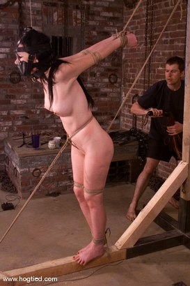 Photo number 7 from Paige Richards shot for Hogtied on Kink.com. Featuring Paige Richards in hardcore BDSM & Fetish porn.