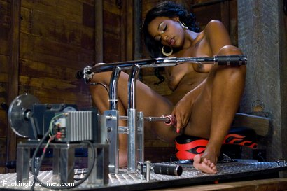 Photo number 2 from New Girl, Naughty Girl - Cadence Cohstly shot for Fucking Machines on Kink.com. Featuring Cadence Cohstly in hardcore BDSM & Fetish porn.