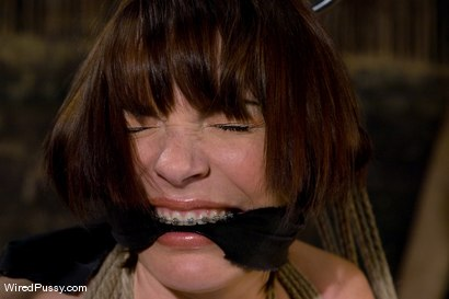 Photo number 5 from Dana DeArmond returns to Wiredpussy to be dominated by Claire Adams shot for Wired Pussy on Kink.com. Featuring Claire Adams and Dana DeArmond in hardcore BDSM & Fetish porn.