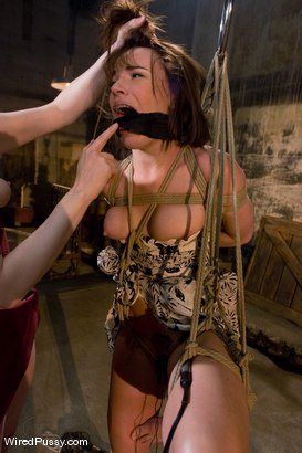 Photo number 3 from Dana DeArmond returns to Wiredpussy to be dominated by Claire Adams shot for Wired Pussy on Kink.com. Featuring Claire Adams and Dana DeArmond in hardcore BDSM & Fetish porn.