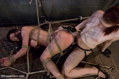 Photo number 14 from Cherry Suspended shot for Whipped Ass on Kink.com. Featuring Claire Adams and Cherry Torn in hardcore BDSM & Fetish porn.