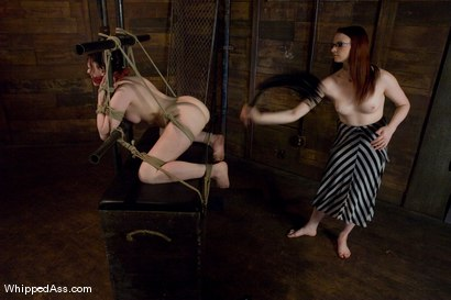 Photo number 7 from Nicotine shot for Whipped Ass on Kink.com. Featuring Claire Adams and Nicotine in hardcore BDSM & Fetish porn.