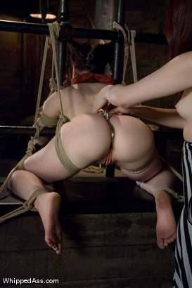 Photo number 10 from Nicotine shot for Whipped Ass on Kink.com. Featuring Claire Adams and Nicotine in hardcore BDSM & Fetish porn.
