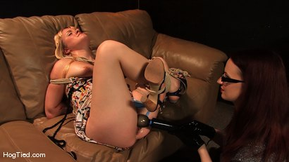 Photo number 12 from Amateur Casting Couch 13: Pretty slutty little Chastity Valentine shot for Hogtied on Kink.com. Featuring Claire Adams and Chastity Valentine in hardcore BDSM & Fetish porn.