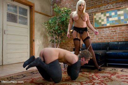 Photo number 2 from Take-out Bitch Boy Toy shot for Men In Pain on Kink.com. Featuring Danny Wylde and Alexis Golden in hardcore BDSM & Fetish porn.