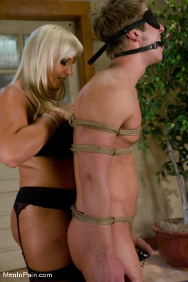 Photo number 5 from Take-out Bitch Boy Toy shot for Men In Pain on Kink.com. Featuring Danny Wylde and Alexis Golden in hardcore BDSM & Fetish porn.